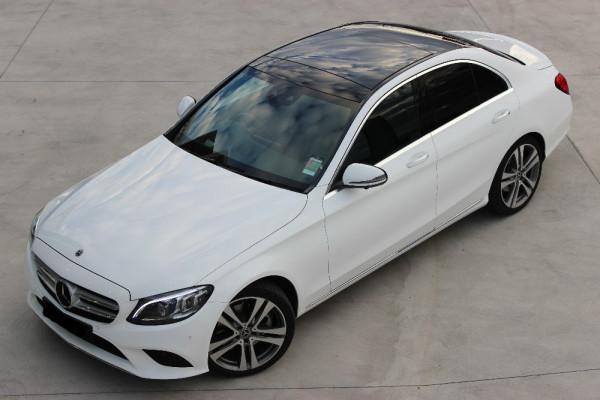 2018 Mercedes-Benz Mb Cclass Sedan Image 2