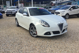 Alfa Romeo Giulietta QV Vehicle Description.  0 MY13 QV HATCHBACK 5DR MAN 6SP 1.7T