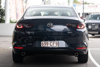 2021 Mazda 3 BP G25 Evolve Sedan Sedan image 5