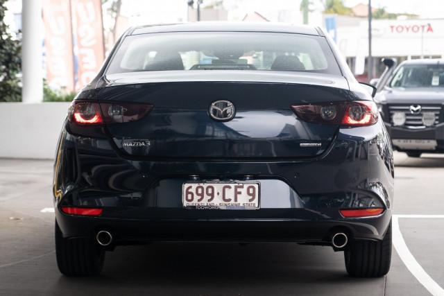 2021 Mazda 3 BP G25 Evolve Sedan Sedan Mobile Image 5