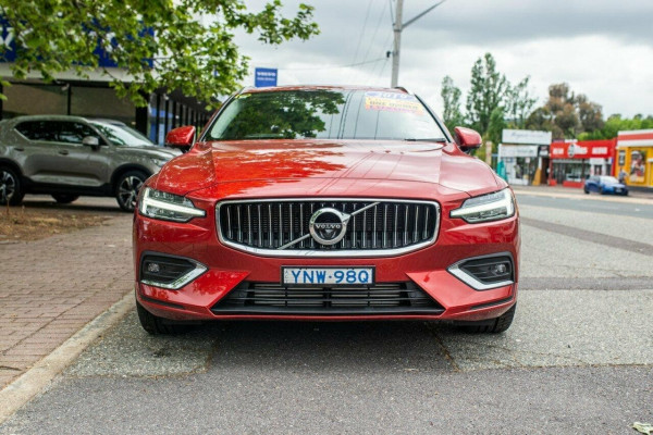2019 MY20 Volvo V60 Z Series  T5 T5 - Inscription Wagon