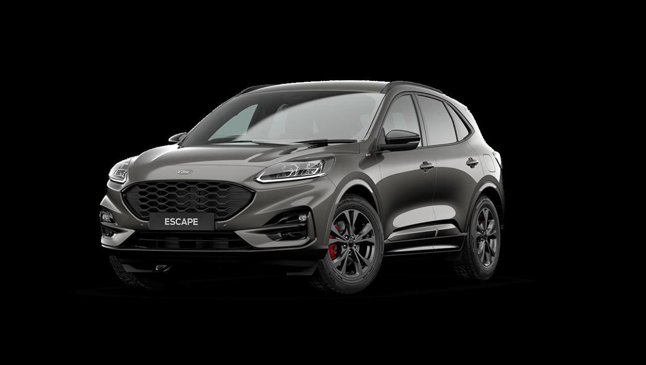 2020 MY21.25 Ford Escape ZH ST-Line Suv Image 7