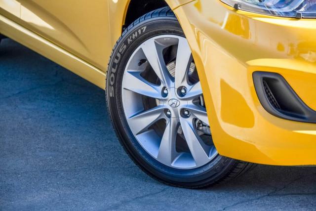 2018 Hyundai Accent RB6 MY18 Sport Sedan Image 20