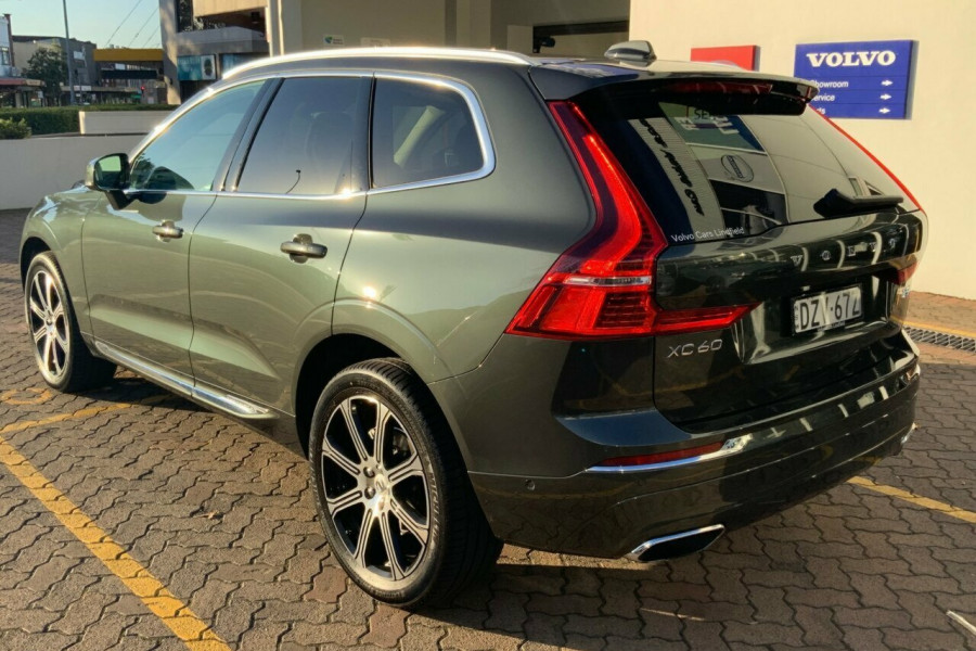 2018 MY19 Volvo XC60 UZ T5 Inscription (AWD) Suv Mobile Image 6