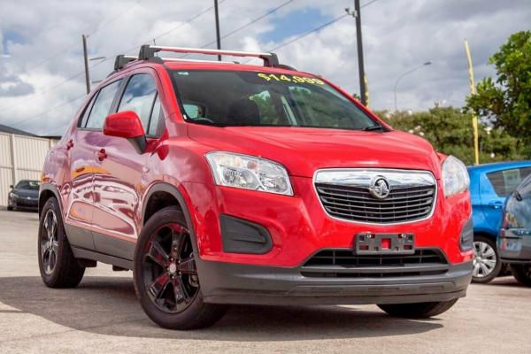 2015 MY16 Holden Trax TJ MY16 LS Suv