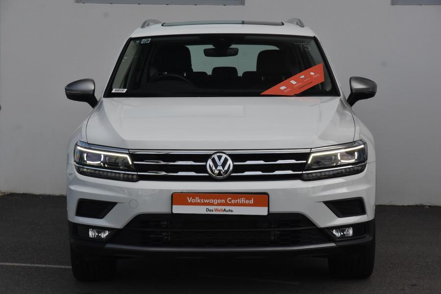 2018 Volkswagen Tiguan 5N MY18 110TDI Comfortline Suv