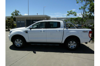 2018 Ford Ranger PX MkII 2018.00MY XLT Double Cab Utility Image 4