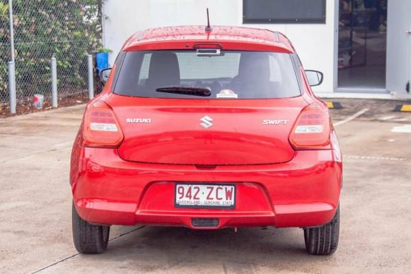 2018 Suzuki Swift GL Navi (Qld) Hatchback Image 4