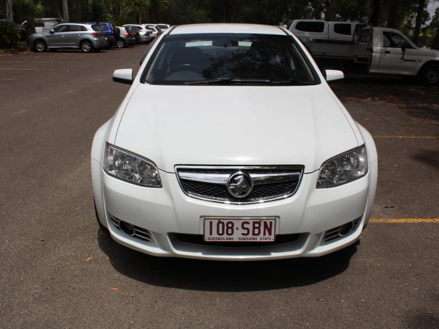 2011 MY12 Holden Commodore VE MY12 Sedan