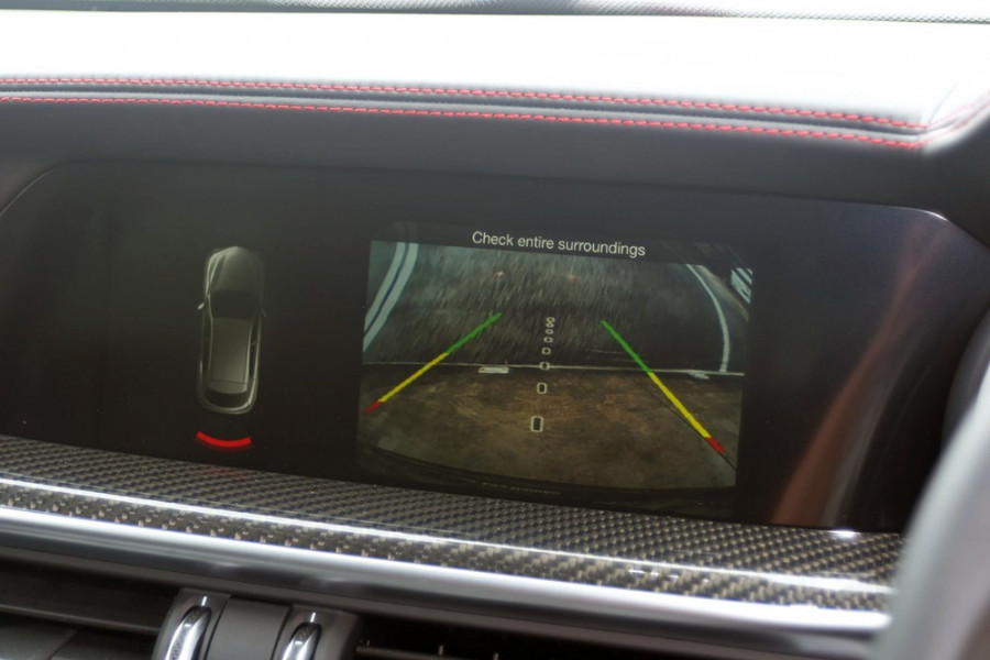 2018 MY19 Alfa Romeo Stelvio Quadrifoglio Quadrifoglio Wagon Mobile Image 17