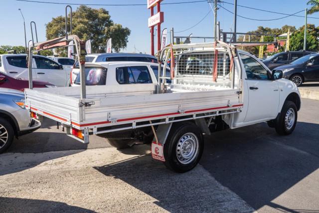 2014 Mitsubishi Triton MN MY15 GLX Cab chassis