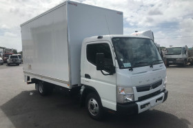 Fuso Canter 515 PANTECH WITH TAILGATE