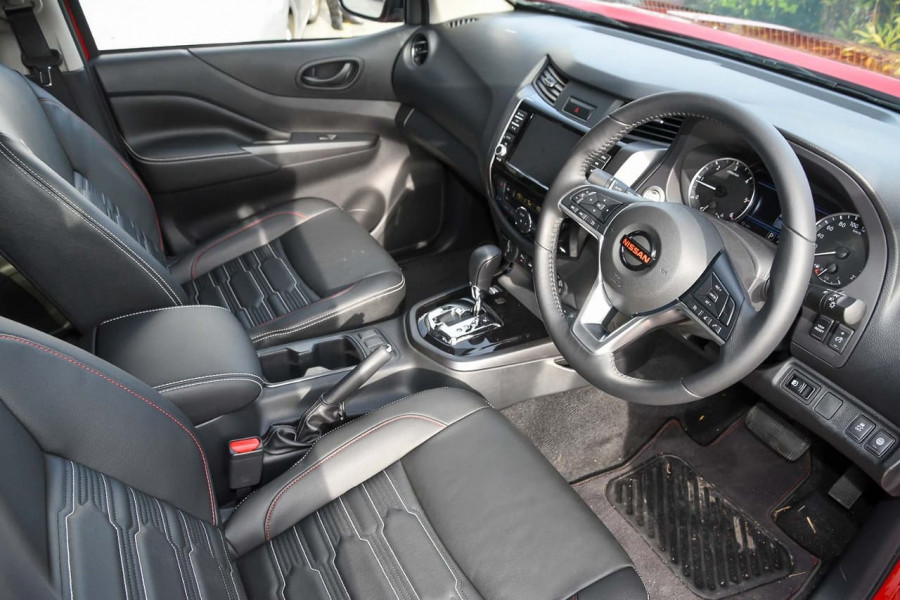 2021 Nissan Navara D23 PRO-4X Utility Image 6