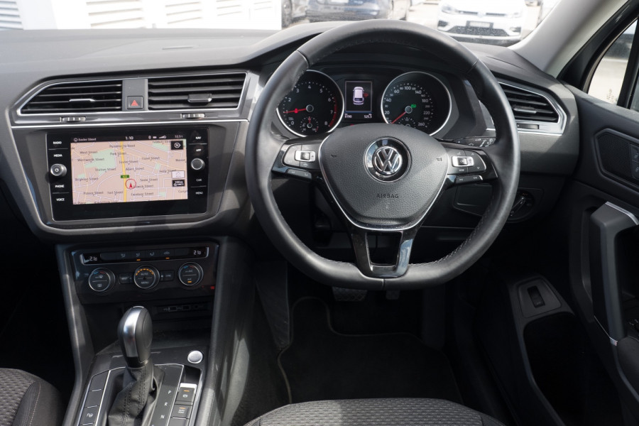 2019 MY20 Volkswagen Tiguan 5N  110TSI Allspace Suv Image 18