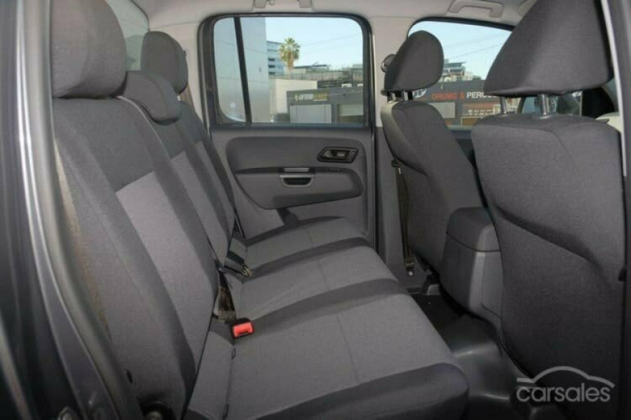 2017 MY18 Volkswagen Amarok 2H Core Dual Cab 4x4 Cab chassis