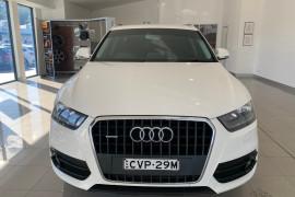 2014 Audi Q3 8U MY14 TFSI Suv Image 2
