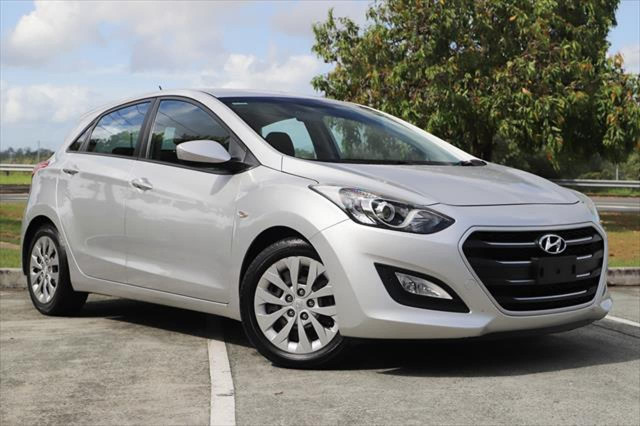 2015 Hyundai I30 GD3 Series II MY16 Active Hatchback Image 1
