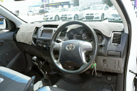 2013 MY14 Toyota HiLux TGN16R MY14 Workmate