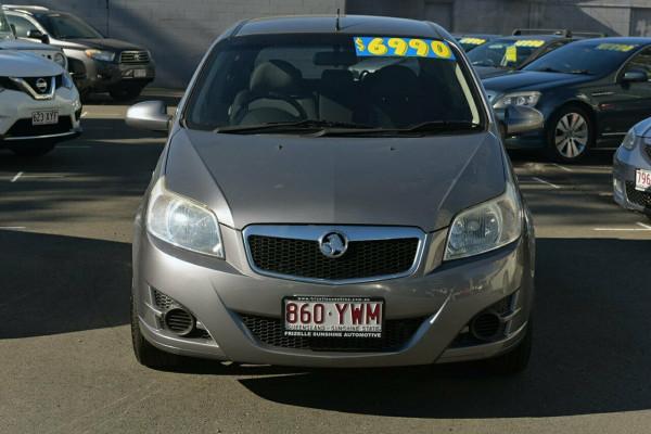 2008 Holden Barina TK MY08 Hatch Image 3