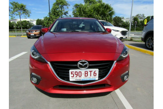 2014 Mazda 3 BM5236 SP25 SKYACTIV-MT GT Sedan Image 2