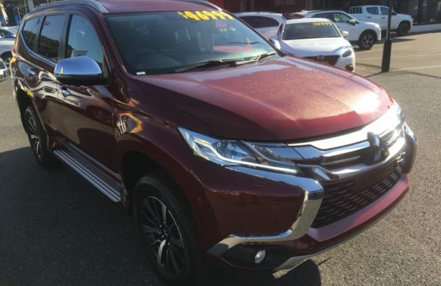 2018 Mitsubishi Pajero Sport QE Exceed Awd 7 st wagon
