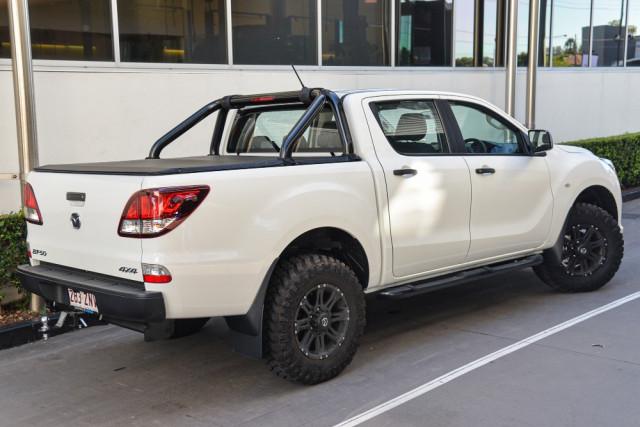 2020 MY19 Mazda BT-50 UR 4x4 3.2L Dual Cab Pickup XT Ute Image 3