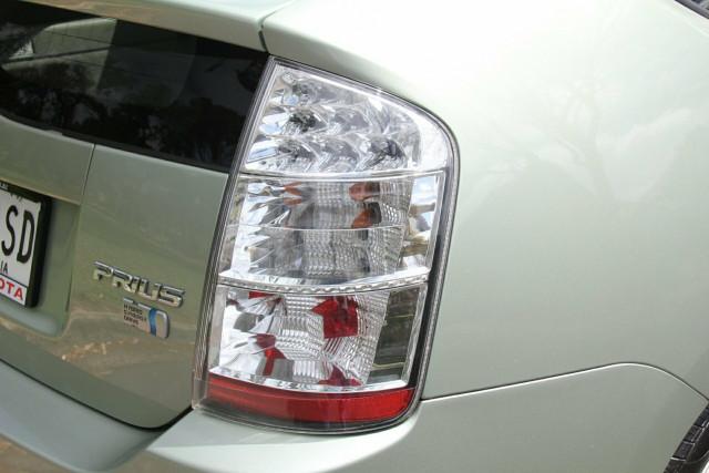 2009 Toyota Prius NHW20R Liftback