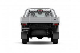 2020 MY21.25 Ford Ranger PX MkIII XL Hi-Rider Single Cab Chassis Ute Image 5