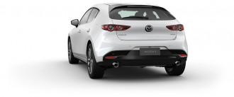 2021 Mazda 3 BP G20 Touring Hatchback image 16