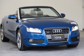 2010 Audi A5 8T MY10 Cabriolet Image 2