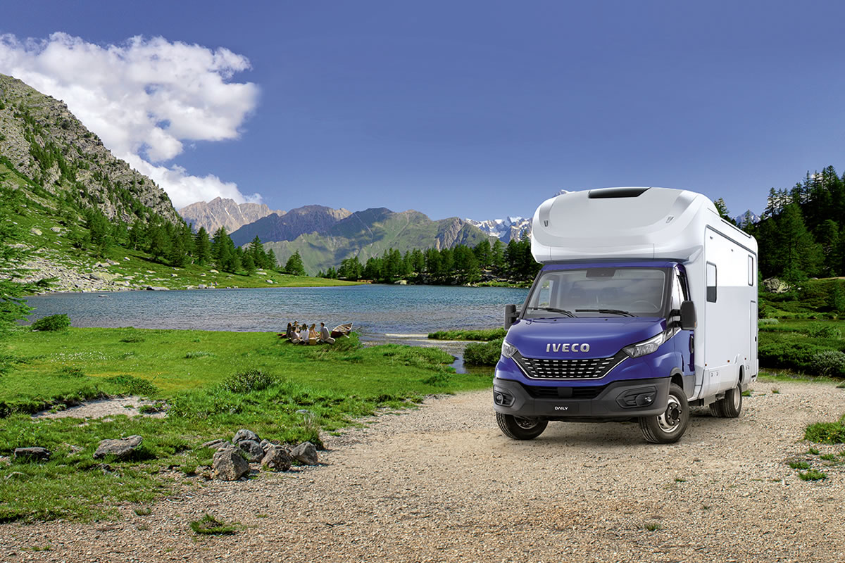Daily Motorhome OVERVIEW