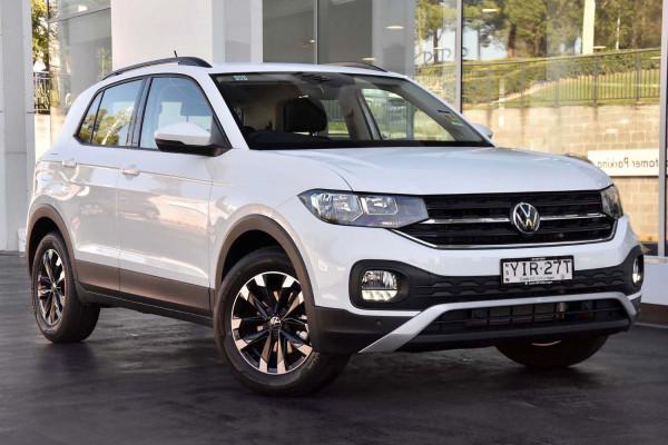 Volkswagen T-Cross 85TSI Life C1