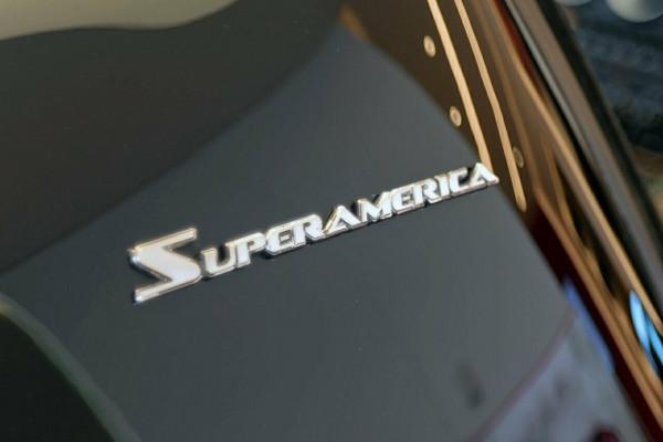 2005 Ferrari Superamerica 575 575 Convertible