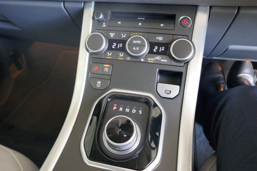 2016 MY16.5 Land Rover Range Rover Evoque L5 TD4 Suv