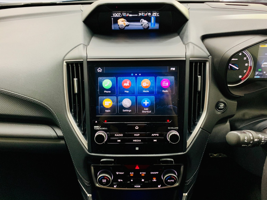 2020 Subaru Forester S5 Hybrid S Suv Image 15