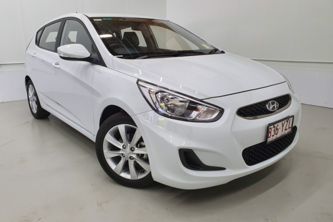 2019 Hyundai Accent RB6 Sport Sedan Hatchback