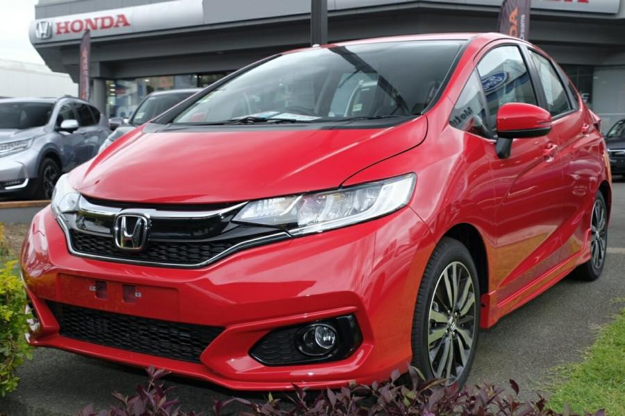 2018 Honda Jazz GF VTi-L Hatchback