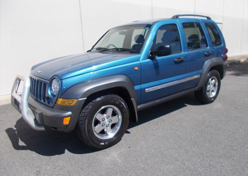 2006 Jeep Cherokee KJ  Limited Wagon