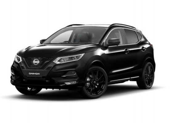 Nissan QASHQAI Midnight Edition J11 Series 3