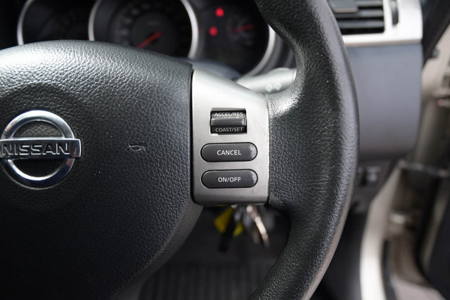 2008 Nissan Tiida C11 MY07 ST-L Sedan Image 12