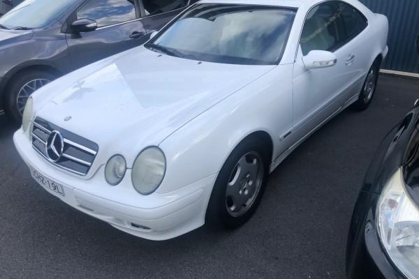 1999 Mercedes-Benz Clk-class C208 CLK320 Elegance Coupe