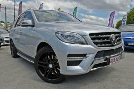 Mercedes-Benz M-Class ML400 7G-Tronic + W166 MY805