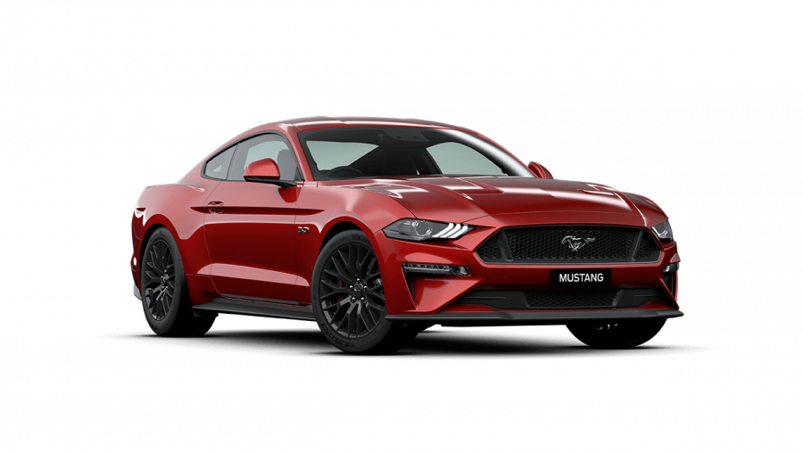 2020 Ford Mustang FN GT Fastback Coupe image 1