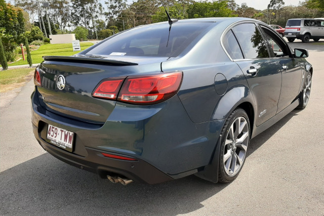 2014 Holden Commodore VF  SS V Sedan Image 5