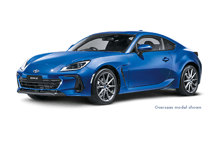 New Subaru All-New BRZ