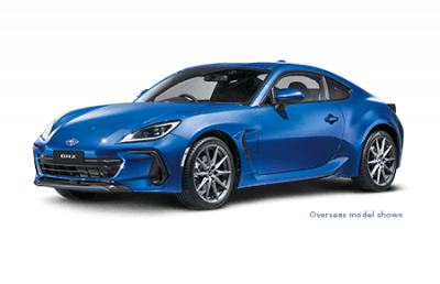 New Subaru All-New BRZ