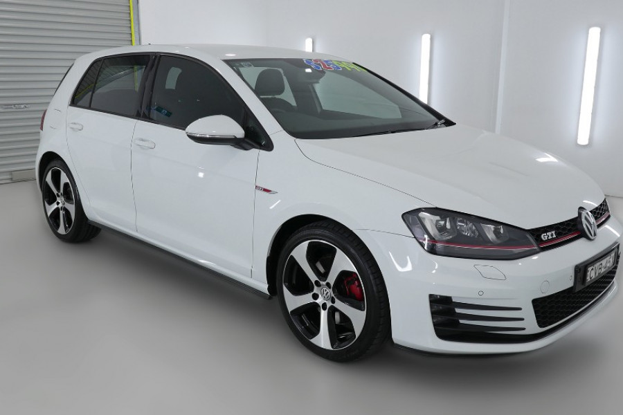 2014 Volkswagen Golf 7 GTI Hatchback