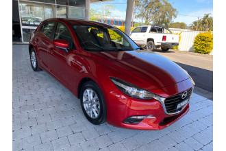 2017 Mazda Mazda3 BN5478 Maxx Hatchback Image 4
