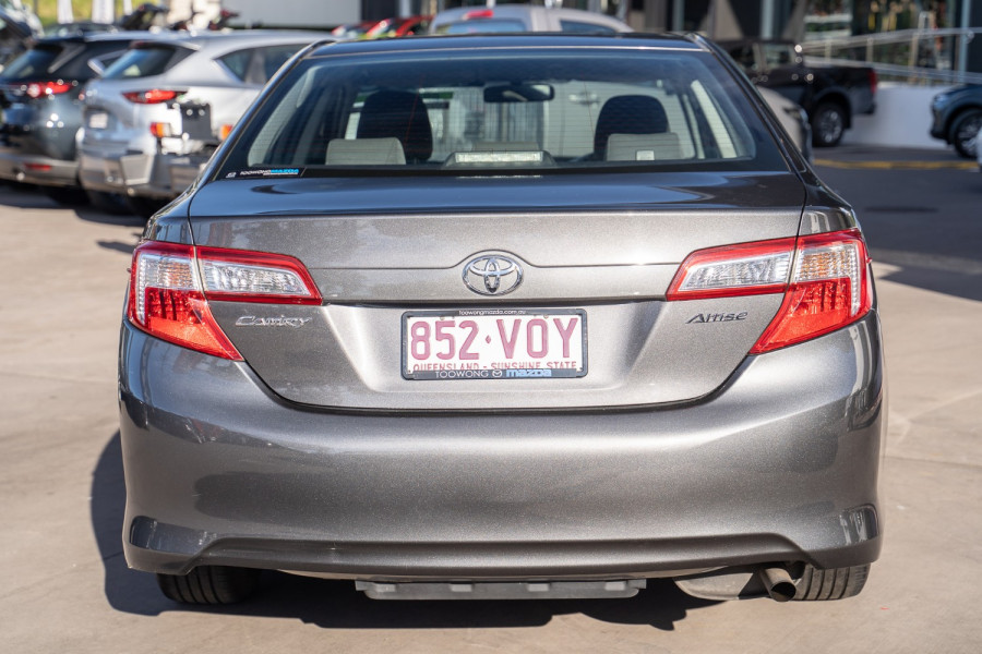 2014 Toyota Camry Altise
