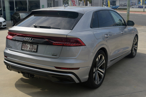 2019 Audi Q8 Suv Image 4